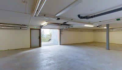 Slalomvägen 4, garaget 3D Model