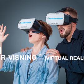 Virtuell Bostadsvisning – VR-visning ger nya möjligheter för mäklare och bostadsköpare